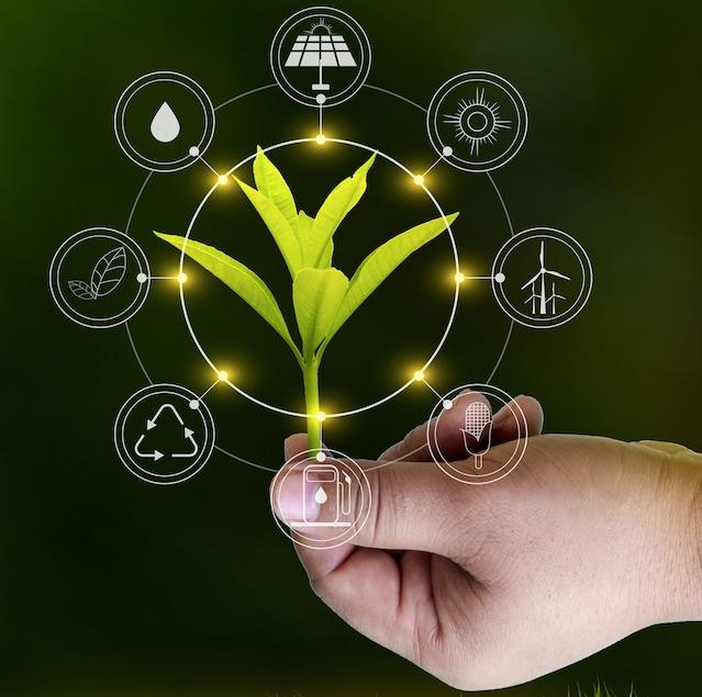 ESG, green tech, sustainability
